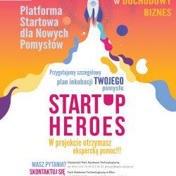 Nabór do Startup Heroes przedłużony!