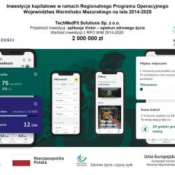 Victor – innowacje obszarze zdrowia dzięki funduszowi kapitałowemu z RPO WiM 2014-2020